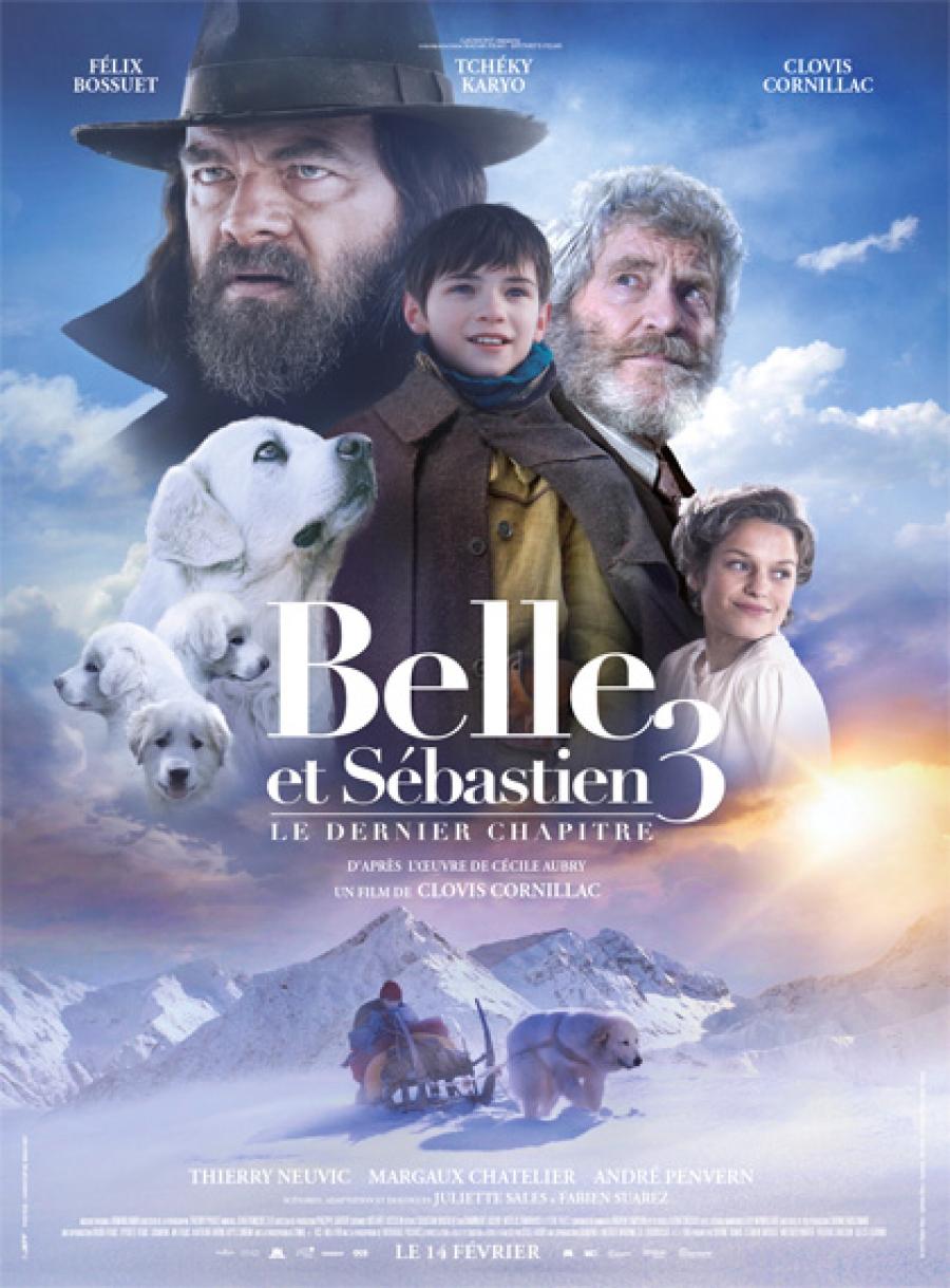 Belle e Sebastien amici per sempre
